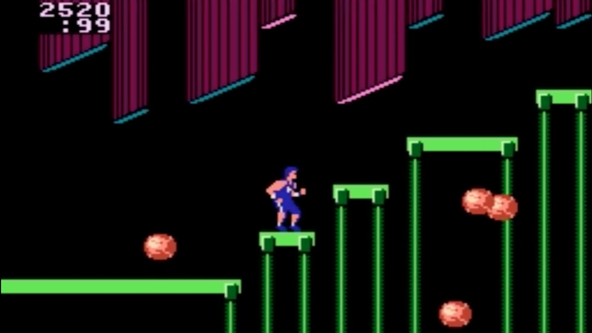 American Gladiators on the NES: An Under-Rated Cartridge