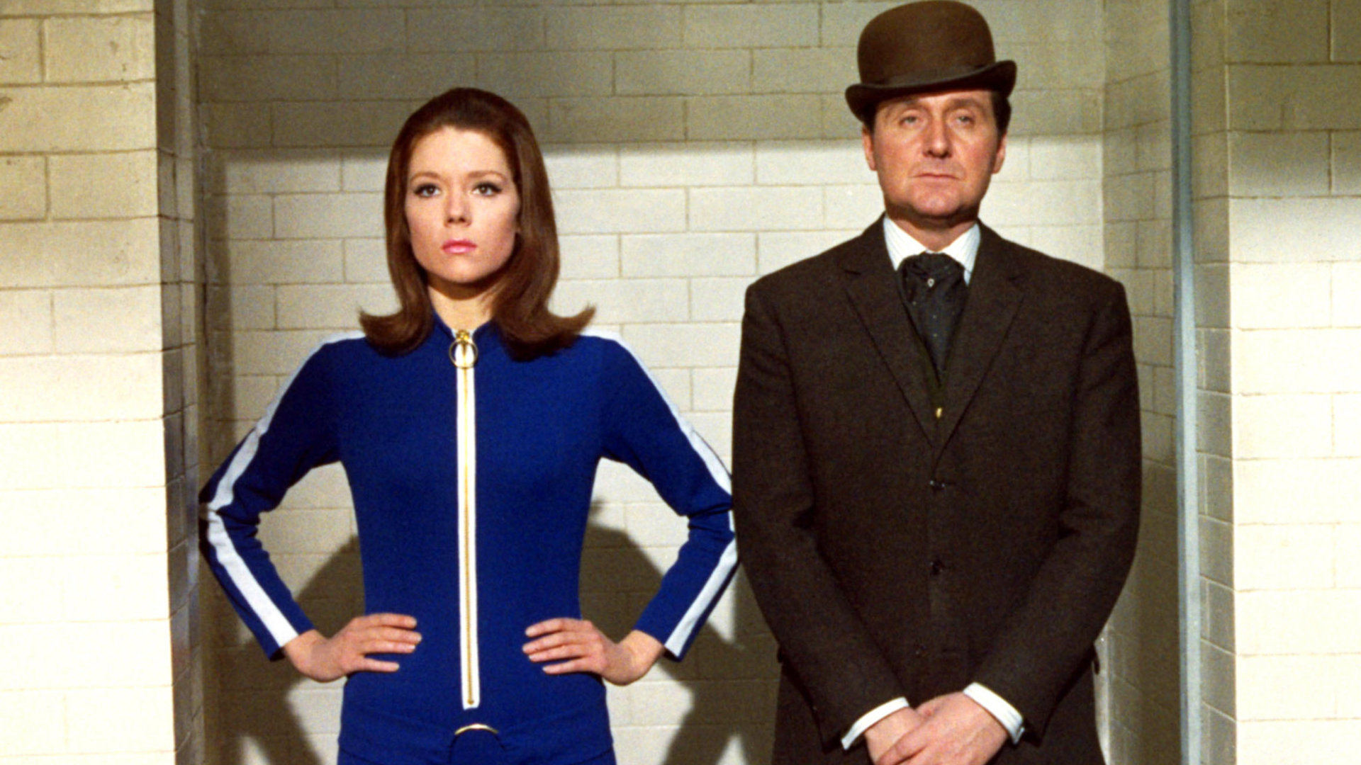 Steed & Mrs. Peel: Reasons to Love the Original Avengers