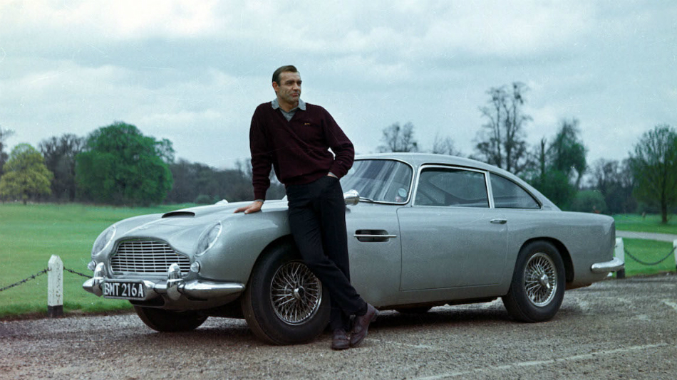 Aston Martin Is Remaking James Bond's 'Goldfinger' Car — With Real Gadgets