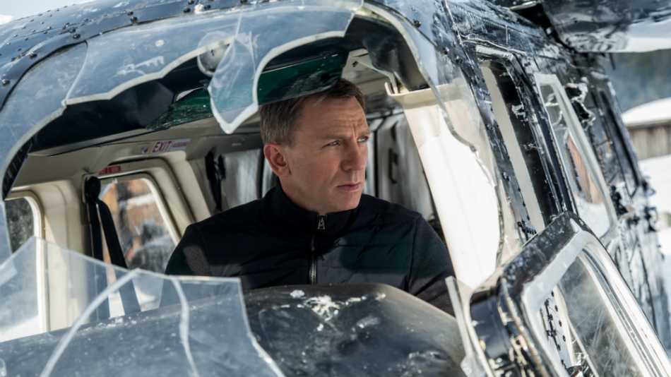 Daniel Craig Is Working Hard to Get Back Into Bond Shape