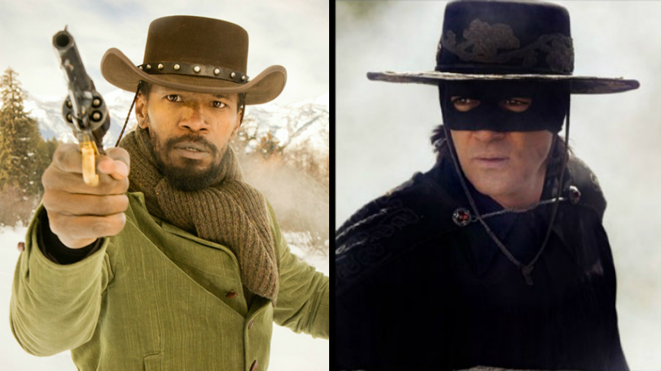 Quentin Tarantino Is Working on a Django/Zorro Crossover Movie