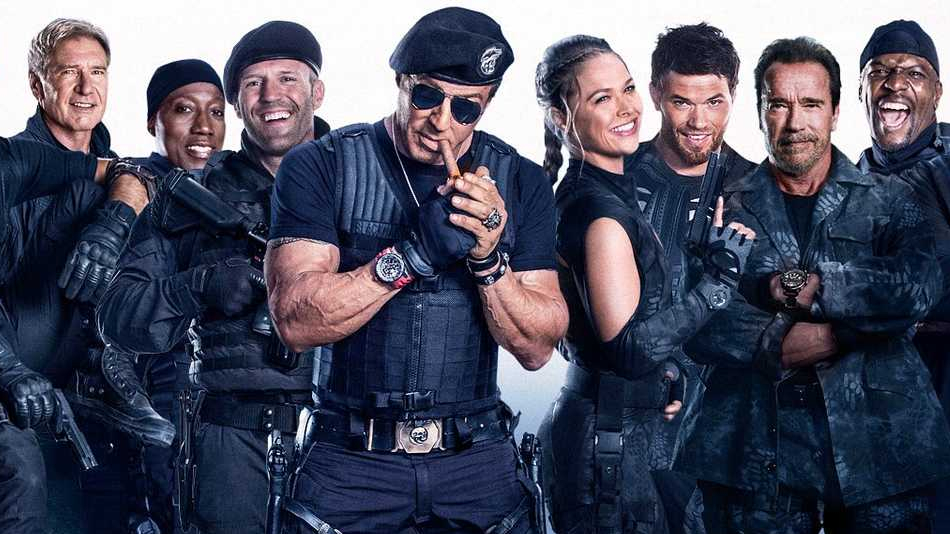 Sylvester Stallone Is Working on Another 'Expendables' Movie