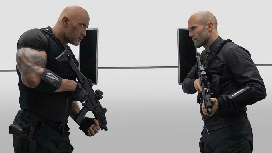 'Hobbs & Shaw's Final Trailer Looks Like the Craziest Action Movie Ever