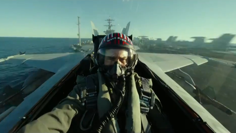 First 'Top Gun: Maverick' Trailer Shows Tom Cruise Still Has the Need for Speed