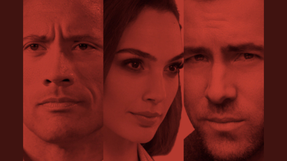 Ryan Reynolds, Dwayne Johnson, & Gal Gadot Join Forces for Action-Thriller 'Red Notice'