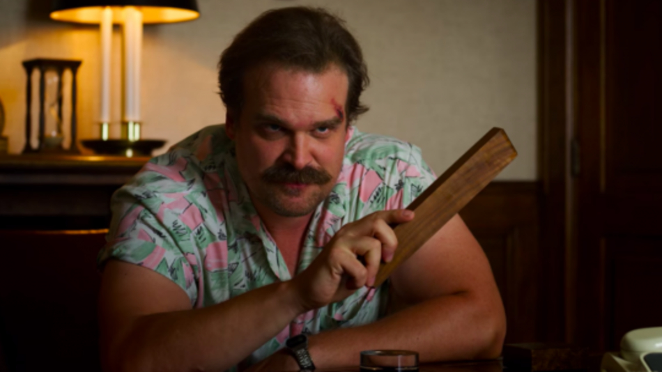 'Stranger Things' Hopper Stars in Awesome 'Magnum P.I.' Reimagining
