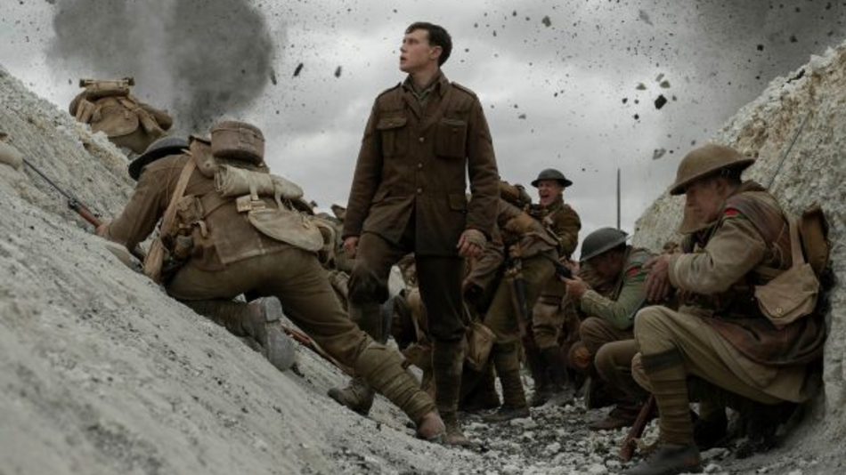 Trailer for '1917' Shows the Horrors of the Great War