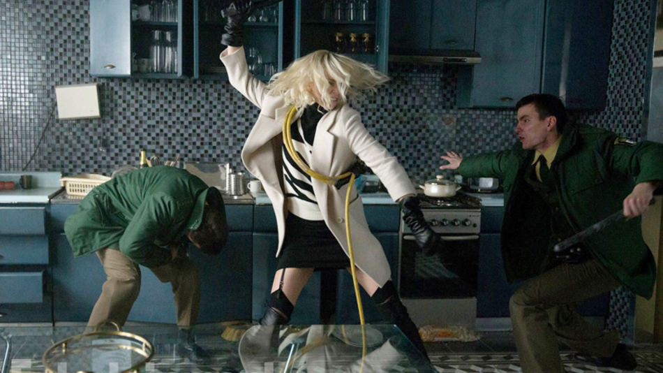 An 'Atomic Blonde' Sequel Could Be in the Works