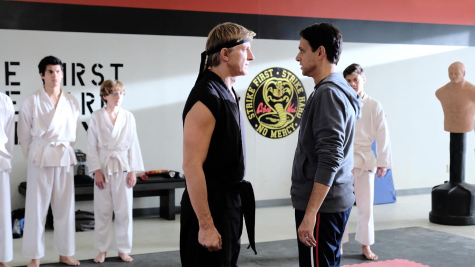 You Can Now Watch 'Karate Kid' Sequel Series 'Cobra Kai' for Free