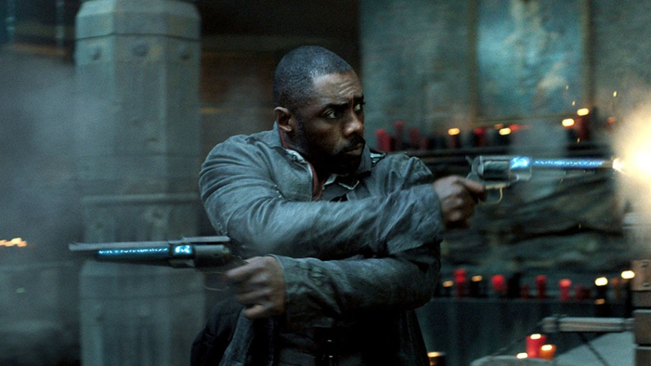 Idris Elba to Star in Urban Western 'Concrete Cowboys'