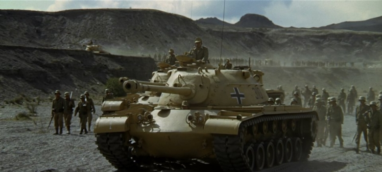 WWII Movie 'El Alamein' to Highlight Tank Battles in North Africa