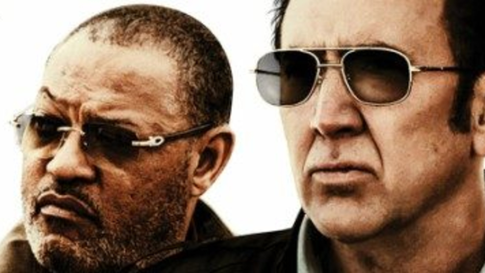 Nicholas Cage & Laurence Fishburne Flee from the Law in 'Running with the Devil' Trailer