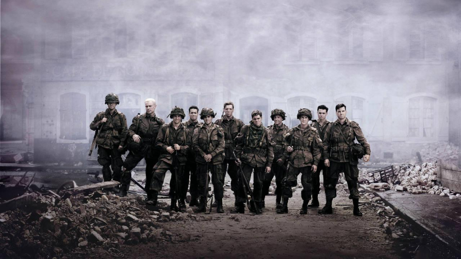 Steven Spielberg's & Tom Hanks' WWII Miniseries 'Band of Brothers' Is Getting a New Sequel