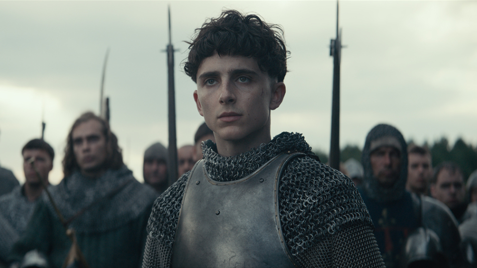 New Trailer for 'The King' Teases Medieval Action & Drama