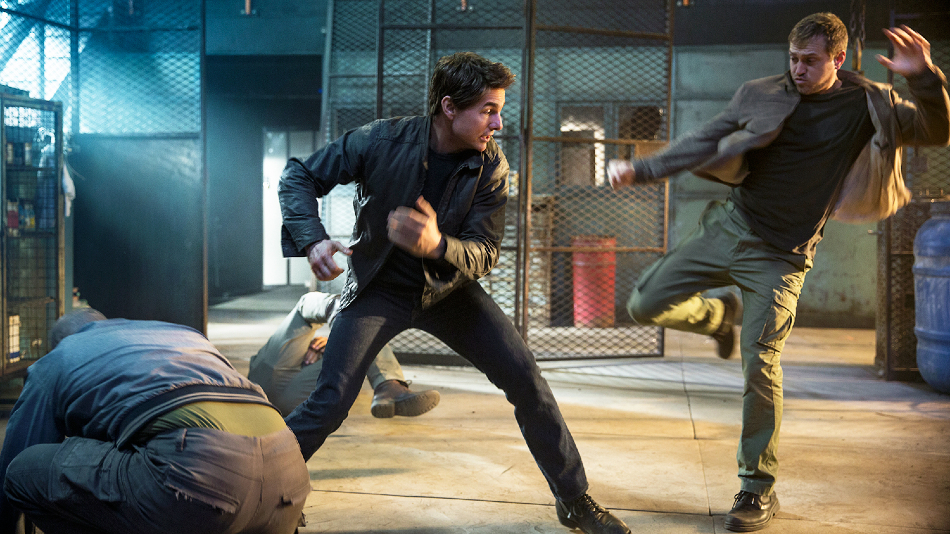 'Jack Reacher' Author Says Tom Cruise Is Too Old for Action Movies