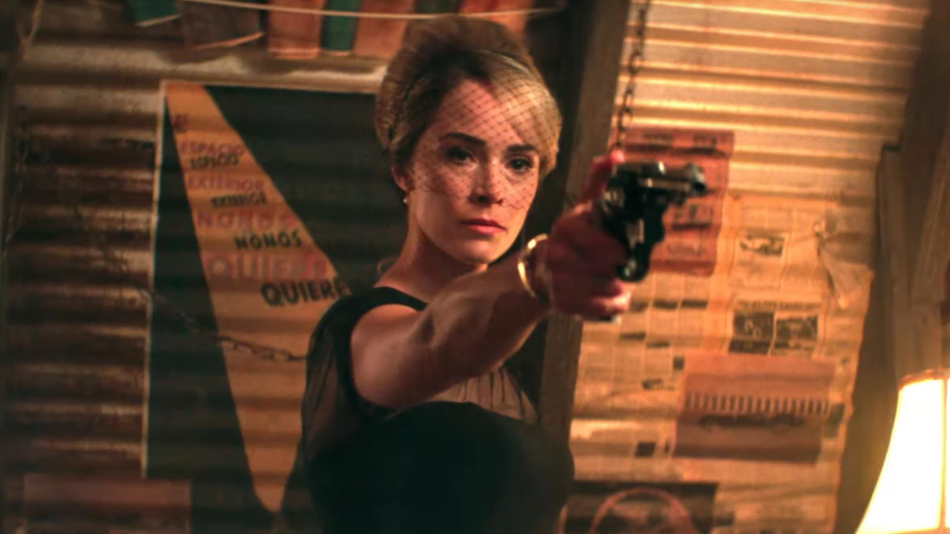 Revenge Is on the Menu in the Trailer for Neo-Noir Series 'Reprisal'