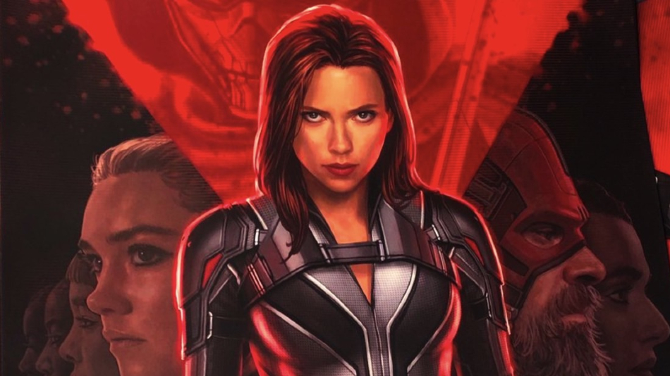The First 'Black Widow' Trailer Is Big on Superspy Action