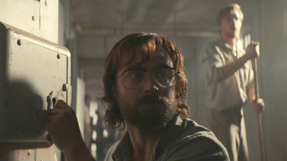 Daniel Radcliffe Busts Out of Prison in the Trailer for 'Escape from Pretoria'