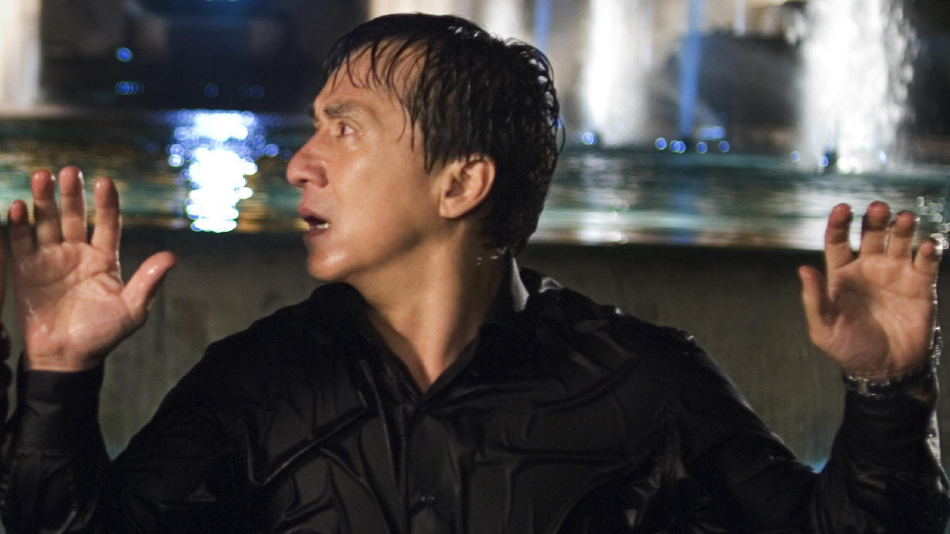 Jackie Chan Reportedly Almost Drowned While Filming New Movie