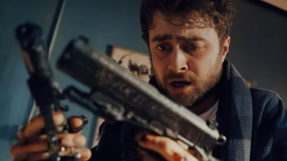 The New 'Guns Akimbo' Trailer Is Even More Insane Than the First