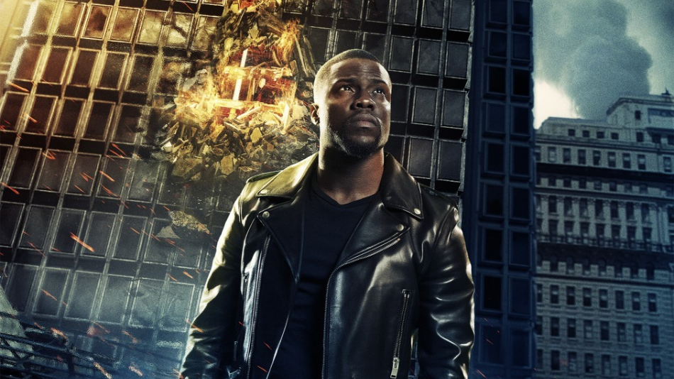 Kevin Hart to Star as an Action Star Wannabe in New Series 'Action Scene'