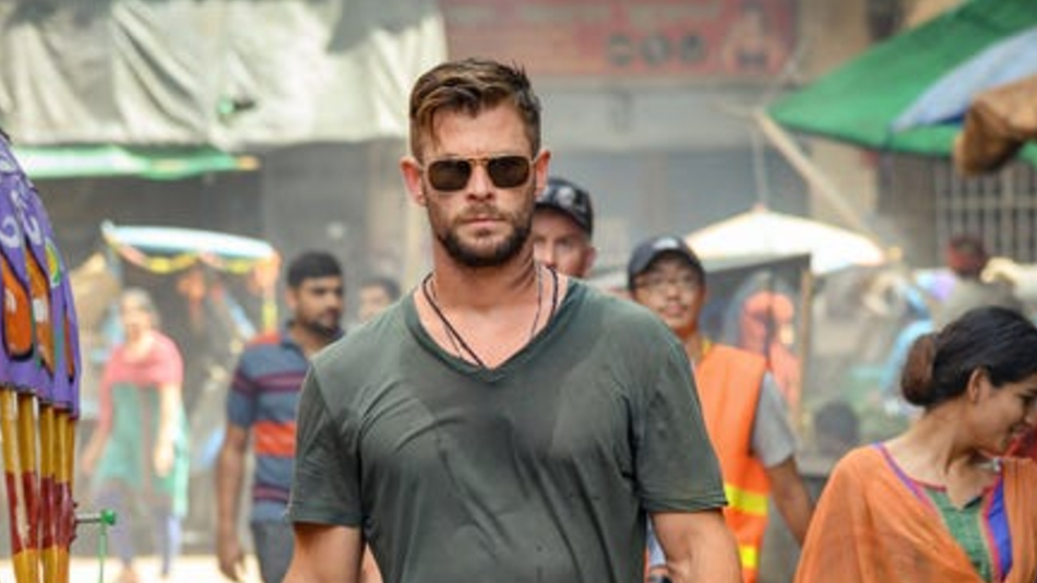 Here's Your First Look at Chris Hemsworth's New Action Movie 'Extraction'