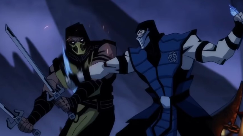 Watch the First Trailer for the New 'Mortal Kombat' R-rated Animated Movie
