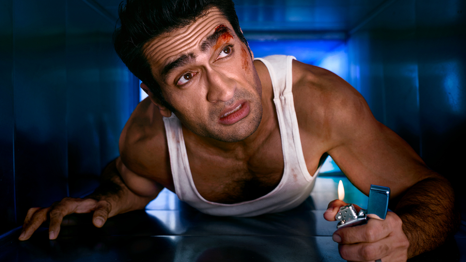 Newly-Ripped Kumail Nanjiani Becomes Your Favorite Action Heroes in Photoshoot
