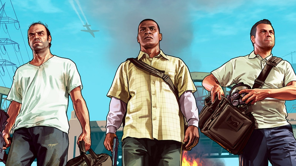A Brand New 'Grand Theft Auto' Game Is Coming