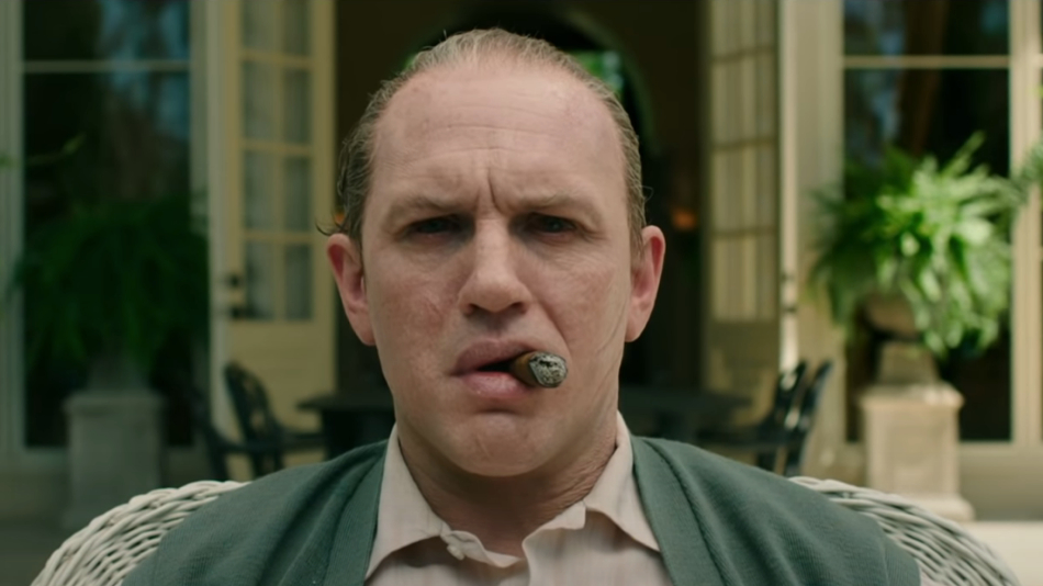 See Tom Hardy Play a Legendary Gangster in the 'Capone' Trailer