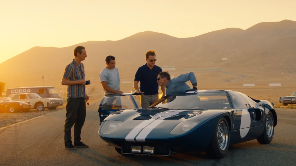 Liven Up Your Quarantine With a Virtual Ride in the Driver's Seat of a Ford GT40